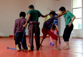 Notre collaboration avec la Destino DanceCompany