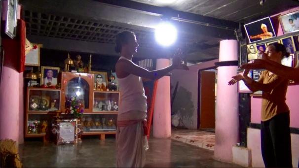 Nirangam, notre guru