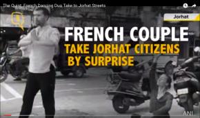 La french fiesta inJorhat