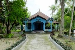 Kirtanghar, Satra Kamalabari, Majuli, Inde