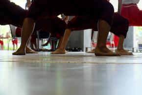 Danse khon et rencontreimprobable