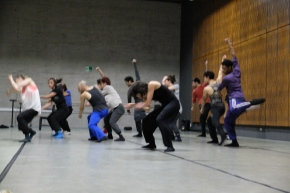 Rencontre avec le Ballet NacionalChileno